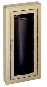 smb surface mounted fire extinguisher cabinet with bubble