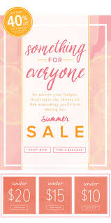 Francesca's: Our Summer Sale Is Happening NOW! | Milled ...