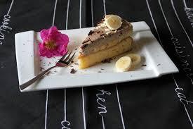 bananen nutella torte