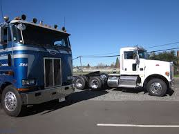 Peterbilt Cabover Trucks Luxury Peterbilt Old And New Peterbilt 362 ...
