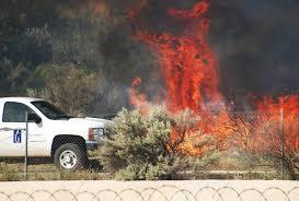 Pumpkin Patch Santa Clarita by Brush Fire In Santa Clarita 85 Percent Contained U2013 Daily News