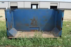 100 Truck Bed Extension Grain Truck Bed Extension Item K6234 SOLD September 9 A