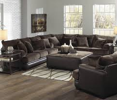 Brown Sectional Living Room Ideas by Rooms Without Windows Design Ideas Blindsgalore Blog Living