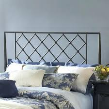 King Size Bed Frame And Headboard U2013 Headboard Designs Within King by Black Metal Headboards King Cream Metal Headboard King Size Home