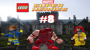 That Sinking Feeling Lego Marvel Minikit by Lego Marvel Super Heroes Universe In Peril Part 8 X Mansion