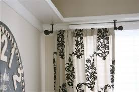 White Double Curtain Rod Target by Curtains Lowes Curtain Rods Curtain Rods Home Depot Jcpenney