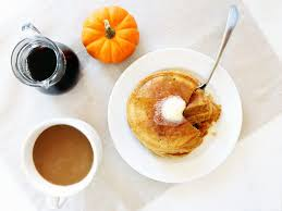 Bisquick Pumpkin Pancakes No Eggs by Fluffy Pumpkin Pancakes If You Give A Blonde A Kitchen