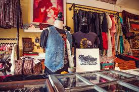 tiger blanket records u0026 vintage boutique shopping in