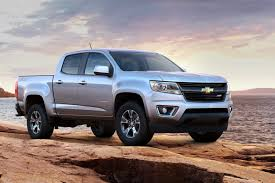 All-New, North American Chevrolet Colorado Pictures & Details ...