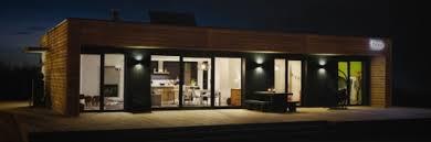 maison booa une maison à ossature bois moderne à petit prix