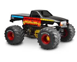 100 Chevy Toy Trucks JConcepts 1988 Silverado Snoop Nose Monster Truck Body