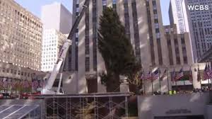 Christmas Tree Hill Shops York Pa by Pennsylvania Tree Arrives In New York For Christmas Wfmz