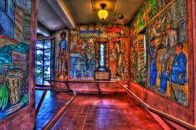 Coit Tower Murals Diego Rivera by Coit Tower Murals Restoration 28 Images Coit Tower Shuts For