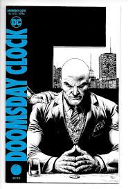 Doomsday Clock 2 2nd Printing Variant DC 2018 NM