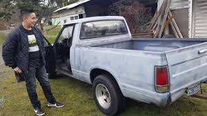100 1985 Nissan Truck Mini Truck Update 1 YouTube