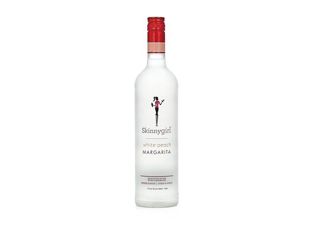 Skinnygirl White Peach Margarita - 750ml