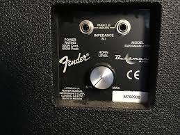 Fender Bassman Cabinet 1x15 by Fender Bassman 1x15 And 4x10h Cabinets Jpenwell Reverb