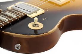 Gibson 50s Tribute Les Paul Guitar Relic