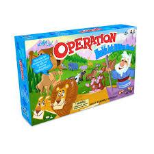 Amazon Operation Noahs Ark Edition Board Game 15 Piece Toys Games