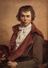 Jacques Louis David Self Portrait