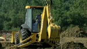 Kids Truck Video - Backhoe - YouTube