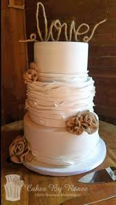 Wedding Cakes By Renee