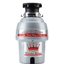Badger Sink Disposal Manual by Waste King 3200 Legend Series Hp Garbage Disposer Review 2017