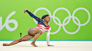 Simone Biles Floor Routine Score by Simone Biles Stands Alone At 2016 Rio Olympics Si Com