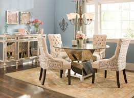 Pier One Dining Room Chairs by Dining Room Tufted Dining Room Sets With Charming Tufted Dining