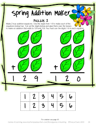 Halloween Brain Teasers Math by Spring Math To Win Fun Games 4 Learning