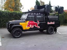 100 Redbull Truck Red Bull DJ Music S Red Bull Cars