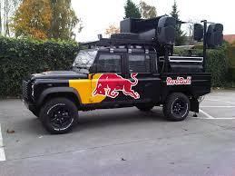 Red Bull DJ Truck | Music | Trucks, Red Bull, Cars
