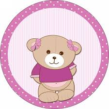 Pin De Ara Vera En Imprimibles Pinterest Teddy Bear Party Baby
