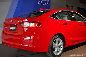 Chevrolet Cruze Floor Mats Uk by A Look At Android Auto On The 2016 Chevrolet Cruze Android Authority