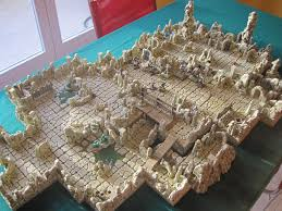 3d Dungeon Tiles Dwarven Forge by Hirst Arts Dungeons Dungeons 3d Insperation Pinterest