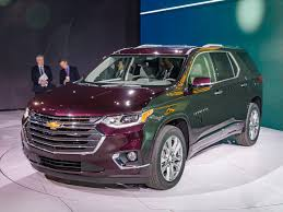 100 Kelley Blue Book Trucks Chevy 2018 Chevrolet Traverse Redesigned