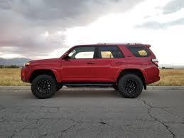 Wheel, Tire, And Suspension Setups | Toyota 4Runner Forum [4Runners.com]
