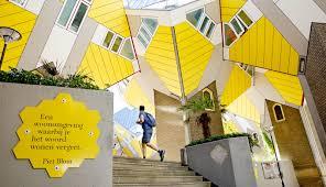 100 Cube House Design The S In Rotterdam Hollandcom