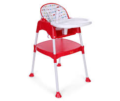LuvLap 3 In 1 Baby High Chair (18293) - Red Luvlap 3 In 1 Convertible Baby High Chair With Cushionred Wearing Blue Jumpsuit And White Bib Sitting 18293 Red Vector Illustration Red Baby Chair For Feeding Wooden Apple Food Jar Spoon On Highchair Grade Wood Kids Restaurant Stackable Infant Booster Seat Lucky Modus Plus Per Pack Inglesina Usa Gusto Highchair Ny Store Buy Stepupp Plastic Feeding