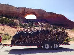 Shed Hunting Utah 2014 by Elk Antler Gallery Arizona Antler Addiction