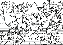 Printable Farm Animal Coloring Sheets Colouring Pages To Print Adults Full Size