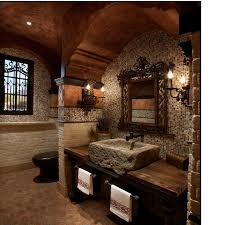 Tuscan Style Bathroom Decor by Old World Bathroom Design Ideas Together With Old World Style