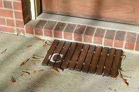 diy wooden doormat hometalk