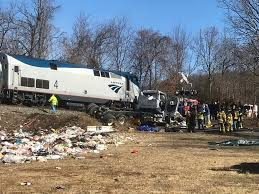 100 Garbage Truck Accident NTSB Impaired Truck Driver Likely Cause Of GOP Train Crash