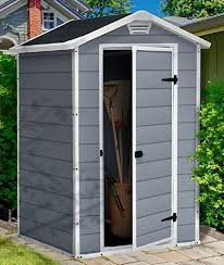 small outdoor storage sheds low maintenance quality plastic sheds