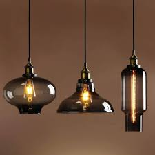 blown glass pendant lighting uk rustic clear lights for