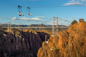 Zipline At The Royal Gorge In Cañon City, Colorado. America's ... Canon City Shopper 032018 By Prairie Mountain Media Issuu Top 25 Park County Co Rv Rentals And Motorhome Outdoorsy Cfessions Of An Rver Garden Of The Gods And Royal Gorge Caon City Shopper May 1st 2018 2013 Coachmen Mirada 29ds Youtube Mountaindale Resort Royal Gorge Bridge Colorado Car Dations How To Overnight At Rest Areas The Rules Real Scoop Travels With Bentley 2016