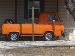 Medina County Texas ... Ford Econoline Pickup