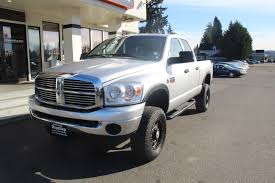 100 Craigslist Little Rock Cars And Trucks Used 2008 Dodge Ram Pickup 3500 SLT 4WD CUMMINGS In Puyallup WA
