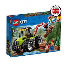 100 Lego City Tanker Truck Cek Harga LEGO 60181 Forest Tractor Blocks Stacking Toys